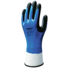 Showa 477 waterproof thermal gardening gloves