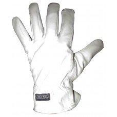 Ox-On Driver II Lined Goatksin Gardening Glove