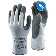 451 Showa Thermo garden gloves